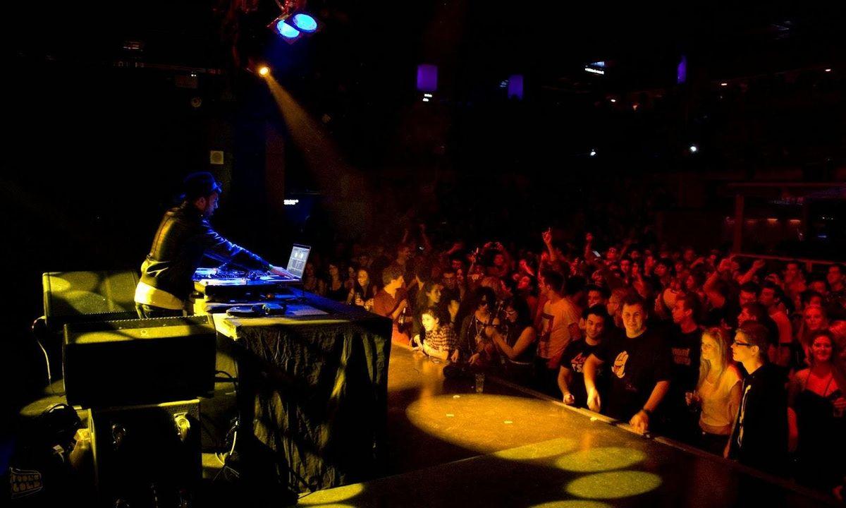DJs & Performers ONLY RSVP