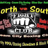 North vs South Armature Charity MMABoxing Showdown