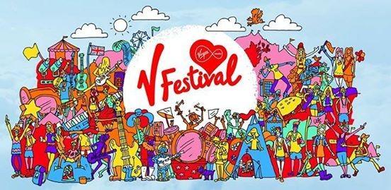 V Festival Staffordshire ngiltere