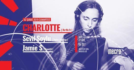 Charlotte [RARE FR]  Sevil Soylu  Jamie S