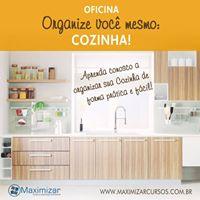 Minicurso - Organize Voc Mesmo Cozinha (GRATUITO)