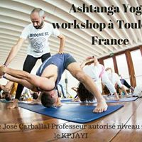 Workshop Astanga Yoga avec Jos Carballal