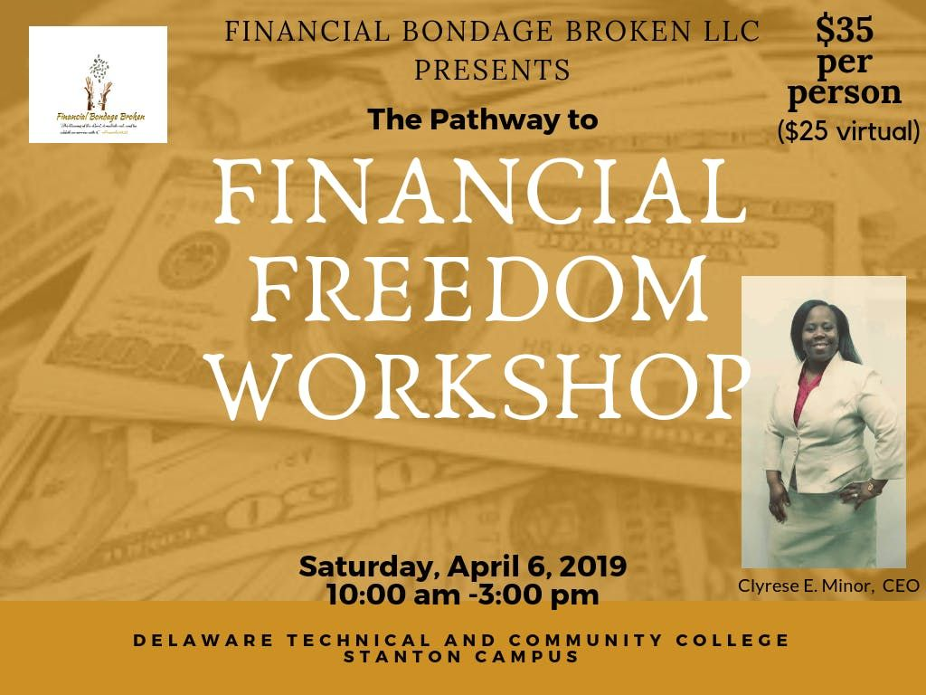 Finance Freedom Workshop