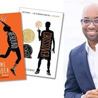 Author Visit Kwame Alexander
