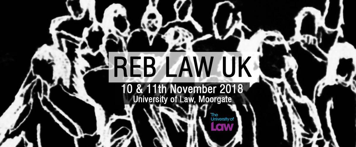RebLaw UK 2018