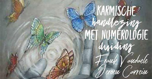 Sessie Karmisch Handlezen met Numerologie Duiding