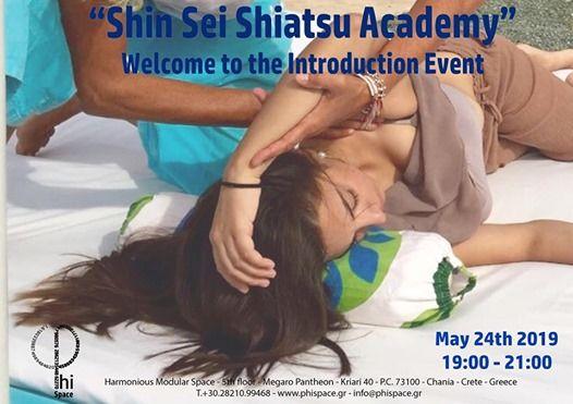 Shin Sei Shiatsu Academy Open Day Workshop
