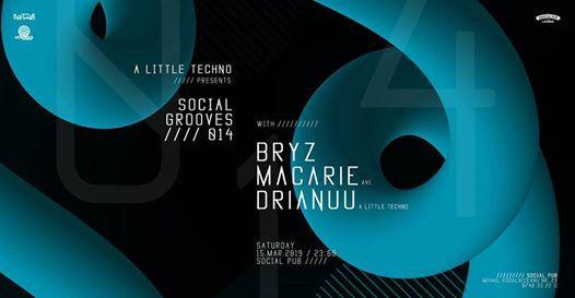 Social Grooves 14 w. BRYZ Macarie Drianuu