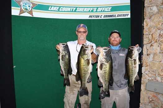 LCSOs 6th Annual Bass Tournament