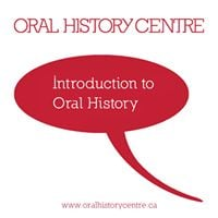 Introduction to Oral History Workshop Series