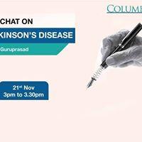Live Talk on Parkinsons Disease