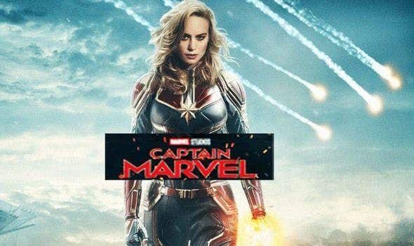 Captain Marvel - Movie Fundraiser