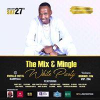 The Mix &amp Mingle WhiteParty On 27th January Paka Myee