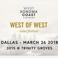 Taste Freeman Wines &amp West Sonoma Coast Vintners in Dallas