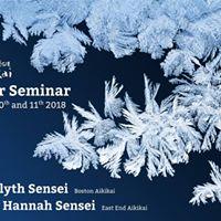 Winter Seminar with Fiona Blyth and Gordon Hannah