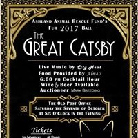 AARFs FUR BALL 2017... The Great Catsby