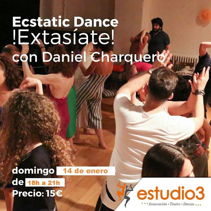 Ecstatic Dance (Extasate) con Daniel Charquero