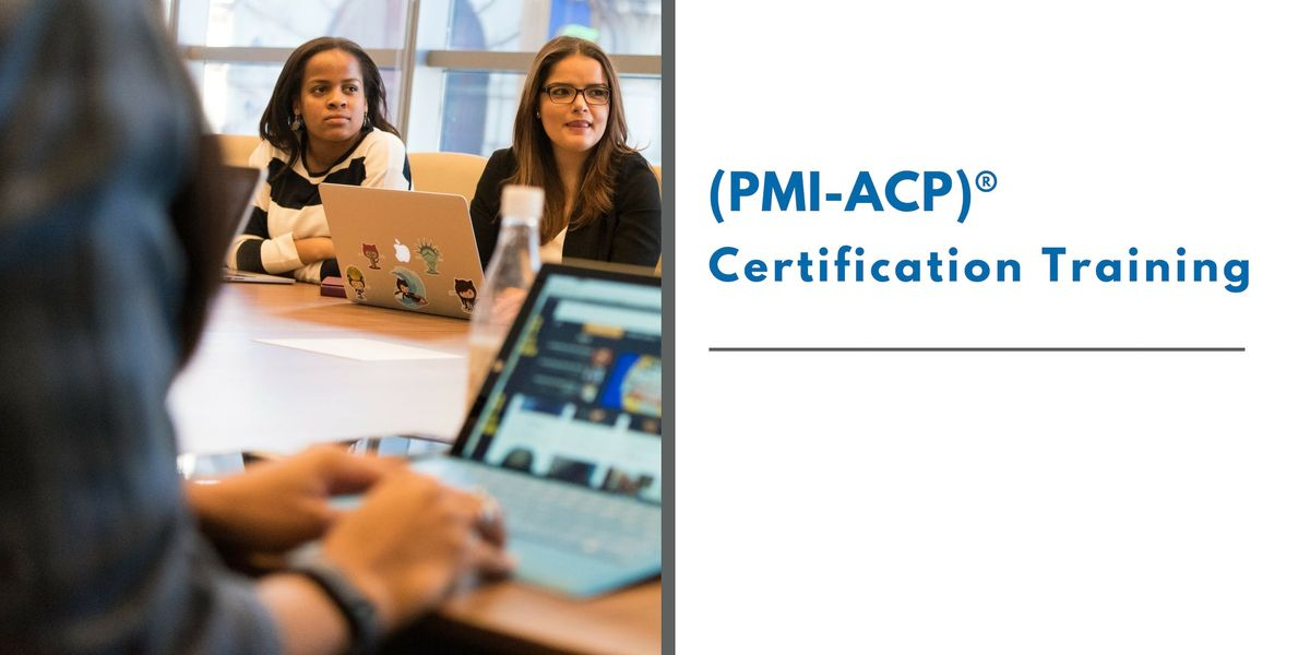 PMI ACP Certification Training in Brownsville TX