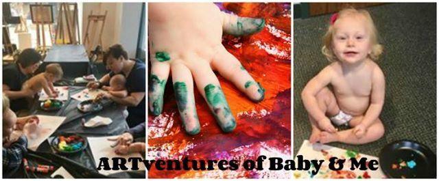 ARTventures of Baby & Me