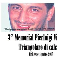3 Triangolare di Calcio Memorial Pierluigi Vigilante