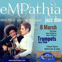 Empathia at Trumpets Jazz Club