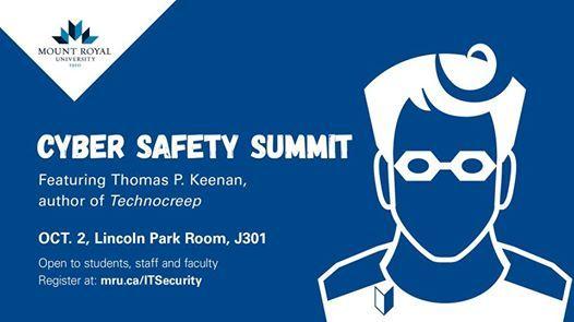 MRU Cyber Safety Summit