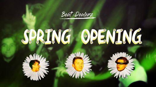 Beat Dealerz Spring Opening