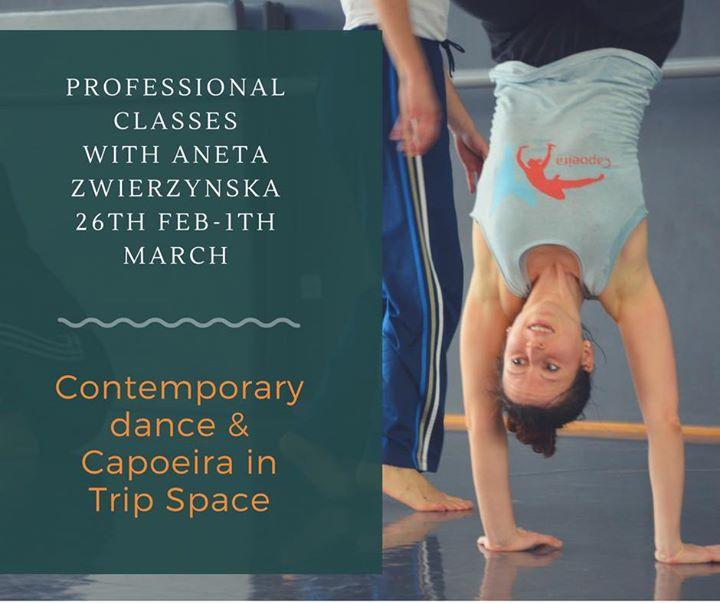 ProDance Training with Aneta Zwierzynska