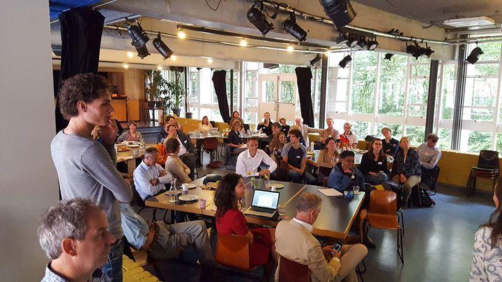 Energieontbijt 87 Nationale Energiecommissie meets Amsterdam