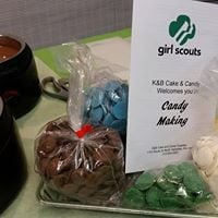 Private party - Girl Scout Candy Making Workshop