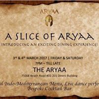 A Slice Of Aryaa