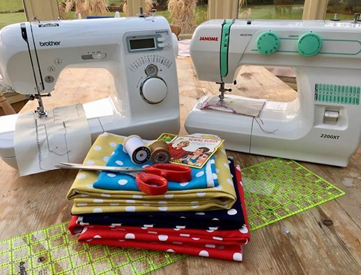 Get To Know Your Sewing Machine Beginners At Worcester Worcestershire Amazing Sewing Machines Worcester