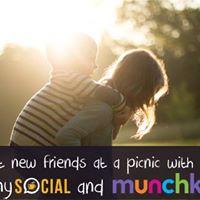 Munchkin picnic at Charlton lakes - Mummy Social