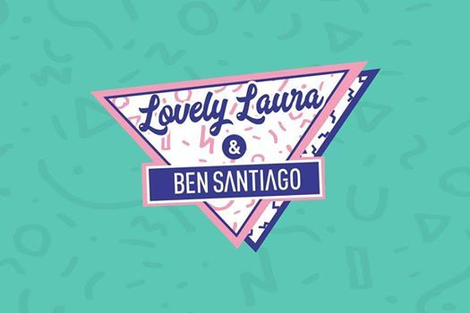 Lovely Laura & Ben Santiagos Pool Party