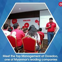 Work.com.mm Masterclass Series In Partnership with Ooredoo