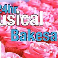 24hr Musical Bakesale