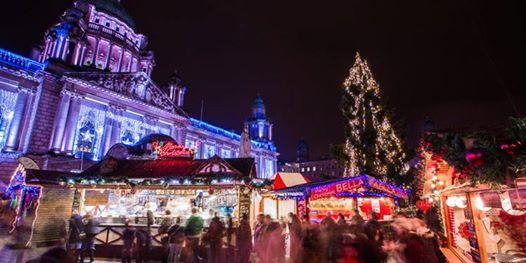 Belfast Christmas Market 2018