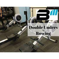 B3 Skills Seminar Double Unders  Rowing
