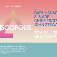 Six15 Presents Discopolis Manchester