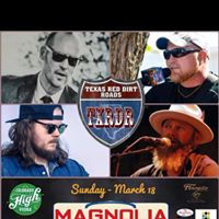 Bill Bear on The Texas Red Dirt Roads Show wJustin Frazell