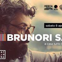 Sab 8 Apr Matrioska feat. Brunori Sas in concerto at MA