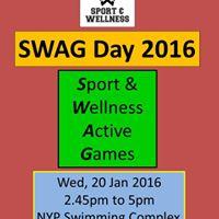 Sport & Wellness Active Games 2016