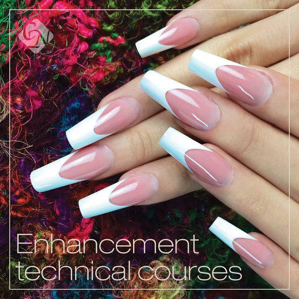 Crystal Nails G4 Gel Extreme Shapes I. Marilyn, Gothic Almond ...
