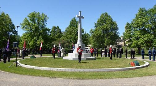 2019 Legion Decoration Day Ceremonies At Royal Canadian Legion