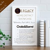 LV Home District Showcase at Crate &amp Barrel