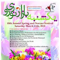 10th Annual Norouz Festival