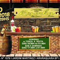 Inaugurao Resenha Beer