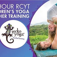 95hr Childrens Yoga Teacher Training in Singapore