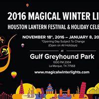 2016 Magical Winter Lights La Marque