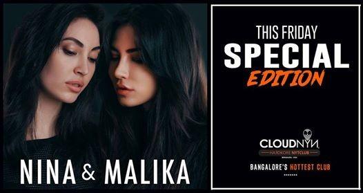 Special Edition - Borderless Friday ft Nina & Malika